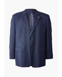 Мужской темно-синий пиджак от Galion
