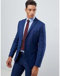 Мужской темно-синий пиджак от Jack & Jones