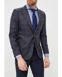Мужской темно-синий пиджак от Laconi