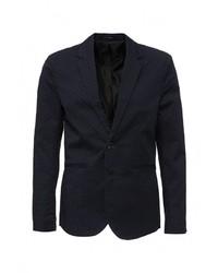 Мужской темно-синий пиджак от Medicine