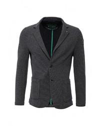 Мужской темно-синий пиджак от Napapijri