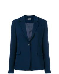 Женский темно-синий пиджак от P.A.R.O.S.H.