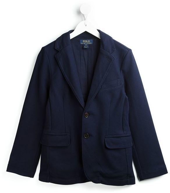 Детский темно-синий пиджак для мальчику от Ralph Lauren