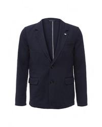 Мужской темно-синий пиджак от Sela