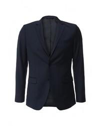 Мужской темно-синий пиджак от Sisley