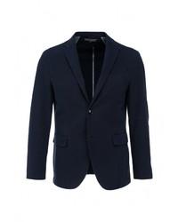 Мужской темно-синий пиджак от Tommy Hilfiger