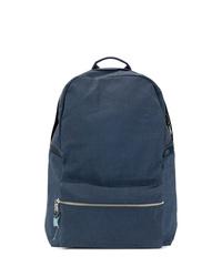 Мужской темно-синий рюкзак из плотной ткани от As2ov