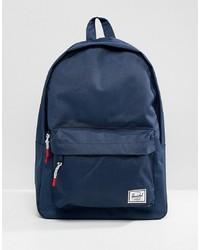 Мужской темно-синий рюкзак из плотной ткани от Herschel Supply Co.