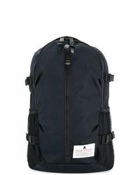 Мужской темно-синий рюкзак из плотной ткани от Makavelic