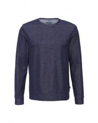Мужской темно-синий свитер с круглым вырезом от JOOP!