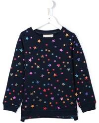 Детский темно-синий свитер для девочке от Stella McCartney
