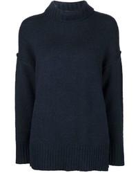 свободный свитер medium 353311