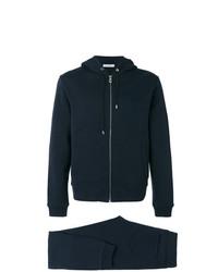Мужской темно-синий спортивный костюм от Versace Collection