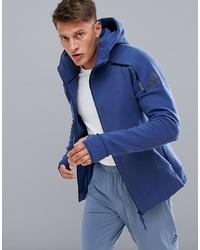 Мужской темно-синий худи от adidas