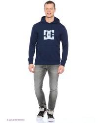 Мужской темно-синий худи от DC Shoes