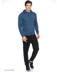 Мужской темно-синий худи от Nike