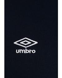 Мужской темно-синий худи от Umbro