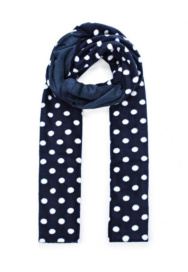 Мужской темно-синий шарф от Anta