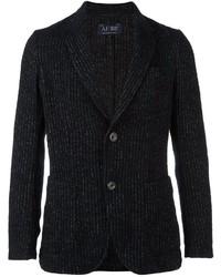 Купить мужской темно-синий пиджак Armani Jeans - модные модели ... 755f95ffe44