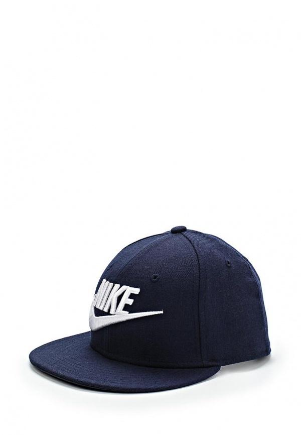 Мужская темно-синяя бейсболка от Nike