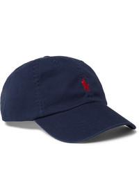 Мужская темно-синяя бейсболка от Polo Ralph Lauren
