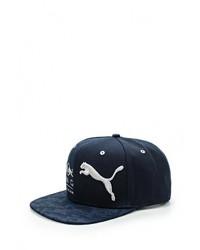 Мужская темно-синяя бейсболка от Puma