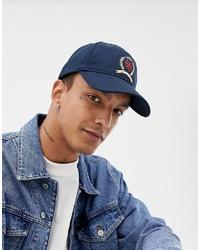 Мужская темно-синяя бейсболка от Tommy Jeans