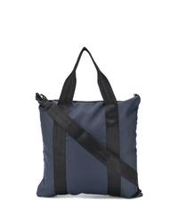 Мужская темно-синяя большая сумка из плотной ткани от Bellerose