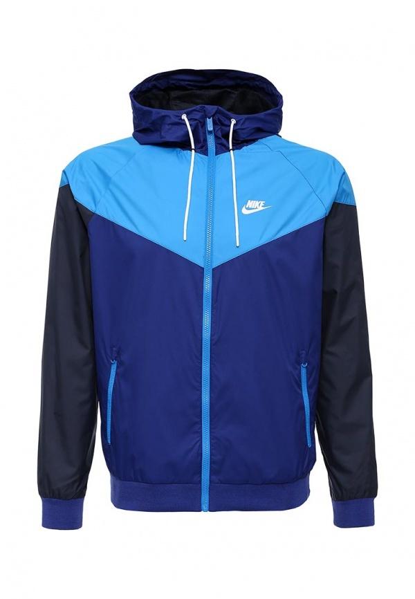 b09190f1 Мужская темно-синяя ветровка от Nike, 5 490 руб. | Lamoda | Лукастик