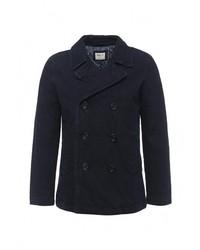 Мужская темно-синяя джинсовая куртка от Gap