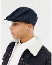 Мужская темно-синяя кепка от ASOS DESIGN
