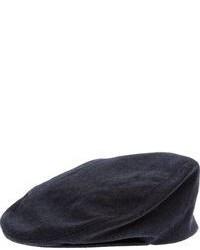 Мужская темно-синяя кепка от Dondup
