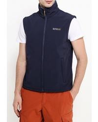 Мужская темно-синяя куртка без рукавов от Regatta