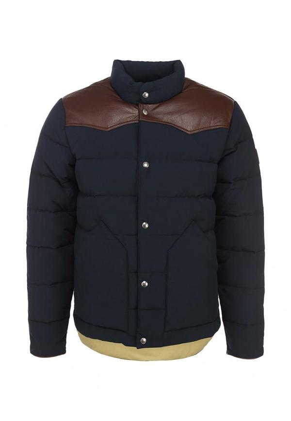 115ca98429da Мужская темно-синяя куртка-пуховик от Penfield   Где купить и с чем ...