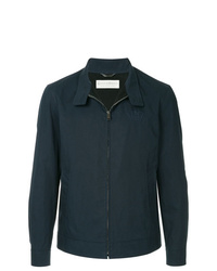 Мужская темно-синяя куртка-рубашка от Gieves & Hawkes