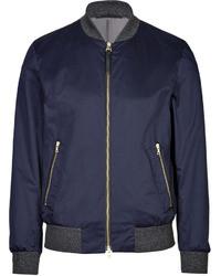 темно синяя куртка original 447678