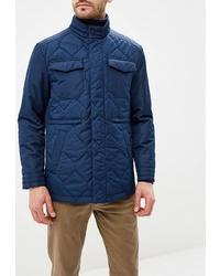 Темно-синяя полевая куртка от Absolutex