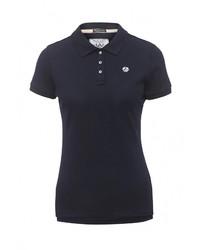 Женская темно-синяя рубашка поло от Alcott