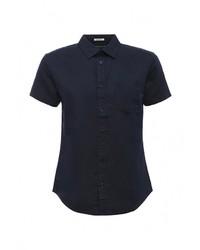 Мужская темно-синяя рубашка с коротким рукавом от Wrangler