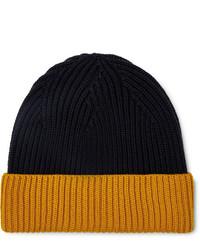 Мужская темно-синяя шапка от Altea