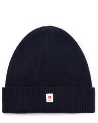 Мужская темно-синяя шапка от Best Made Company