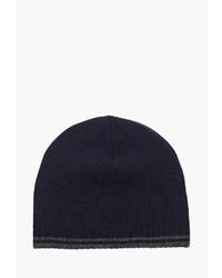 Мужская темно-синяя шапка от Colin's