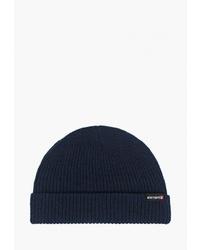 Мужская темно-синяя шапка от Element