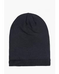 Мужская темно-синяя шапка от Piazza Italia