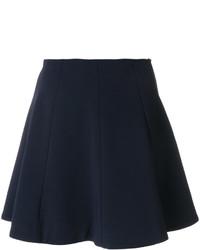 Темно-синяя юбка от Dondup