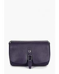 ad1355afe463 Купить фиолетовую сумку через плечо - модные модели сумок через ...