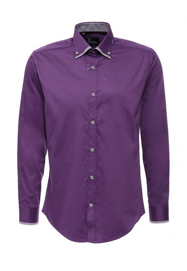 f2b780c223347ca ... Мужская фиолетовая рубашка с длинным рукавом от Sahera Rahmani ...