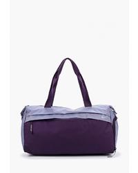 Женская фиолетовая спортивная сумка из плотной ткани от Nike