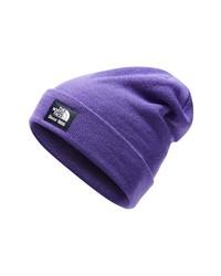 Фиолетовая шапка
