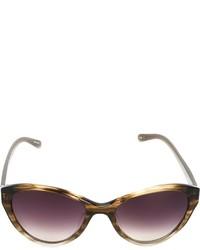 Фиолетовые солнцезащитные очки
